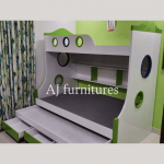 Customized Kids Bed – AJCUF16