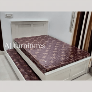 Customized Double Bed – AJCUF13
