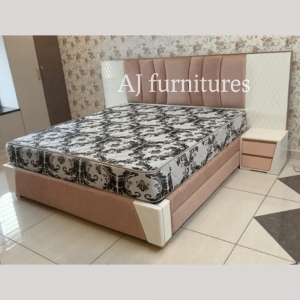Customized Bed & Wardrobes – AJCUF11